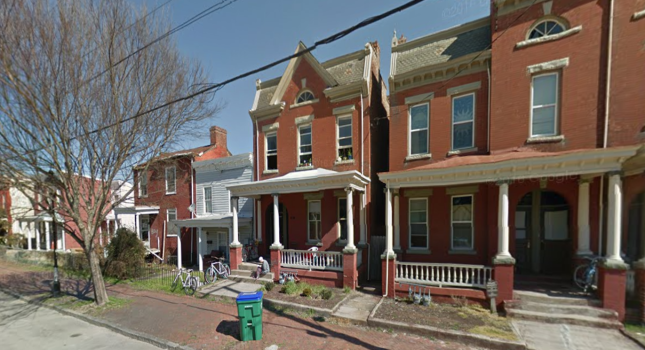 Variety of House Sizes in a Low Income Neighborhood. Google Streetview.